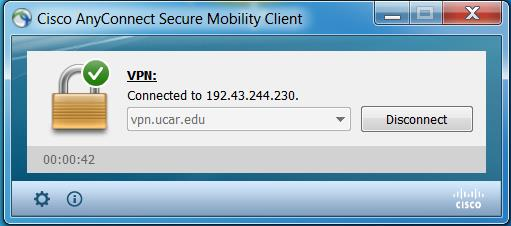 how to use cisco anyconnect secure mobility client