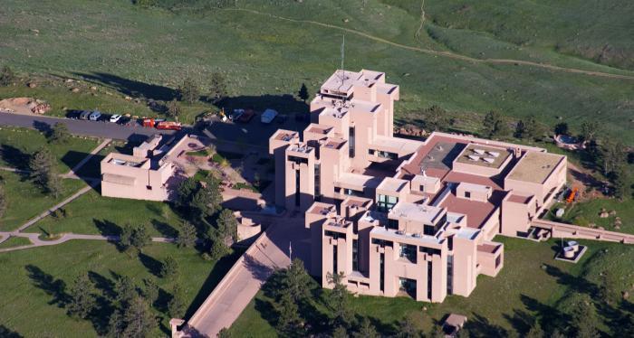 Mesa Lab Aerial View